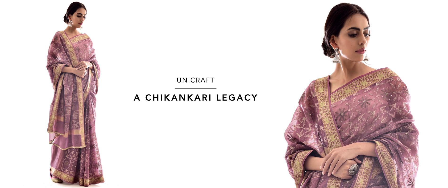 170411UNI049_Unicraft_Chikankari_Sarees_6261