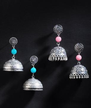 For the Love of Jhumkis