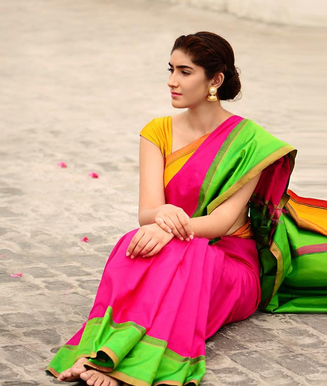 Buy Silken Treasures Curated By Jaypore Silk Sarees With