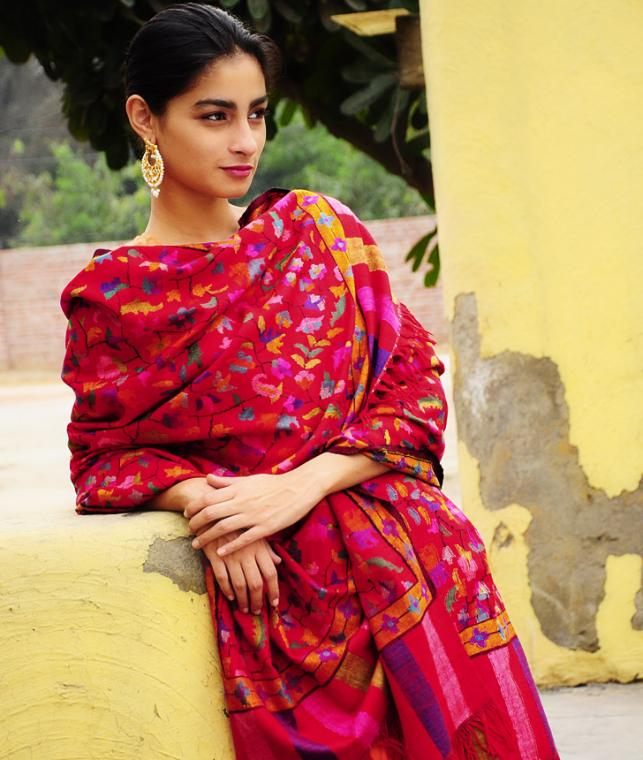 Buy Heirloom Shawls Curated By Aditi Desai Exquisite