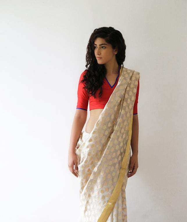 Buy Mogra By Raw Mango A Collection Of Woven Sarees Online